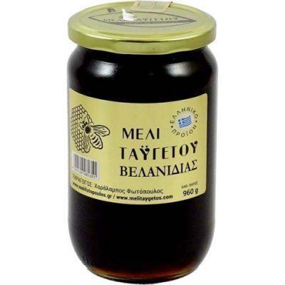 Μέλι Βελανιδιάς Ταϋγέτου
