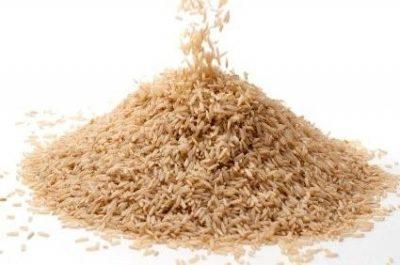 Ρύζι Καστανό Ελληνικό χύμα 500γρ.