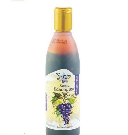 Κρέμα βαλσάμικο Vattis φυσική γεύση 250ml