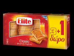 Φρυγανιές σίτου ELITE 3+1 500γρ