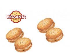 Βιολάντα μπισκότα Βρώμης με Φυστικοβούτυρο χύμα
