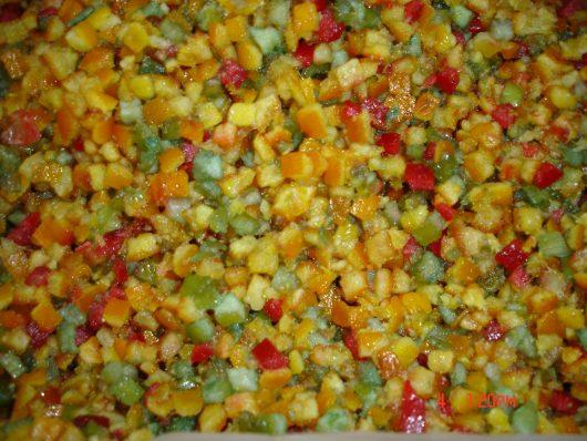 Ζαχαρόπηκτοι κύβοι φρούτων χύμα 250 γρ