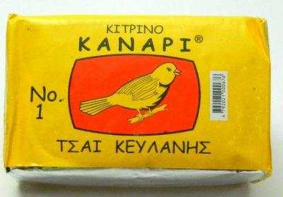 Τσάι μαύρο canary Κεϋλάνης No1 100γρ