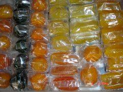 Ολόκληρα φρούτα γλασαρισμένα 1 κιλό