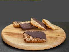 Ντακοπάστελο Ηλιόσπορος-Μέλι-Σοκολάτα υγείας 160γρ