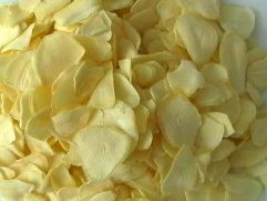 Σκόρδο αφυδατωμένο σε νιφάδες Κίνας