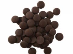 Σοκολάτα κουβερτούρα 62% σε δεκάρες χύμα